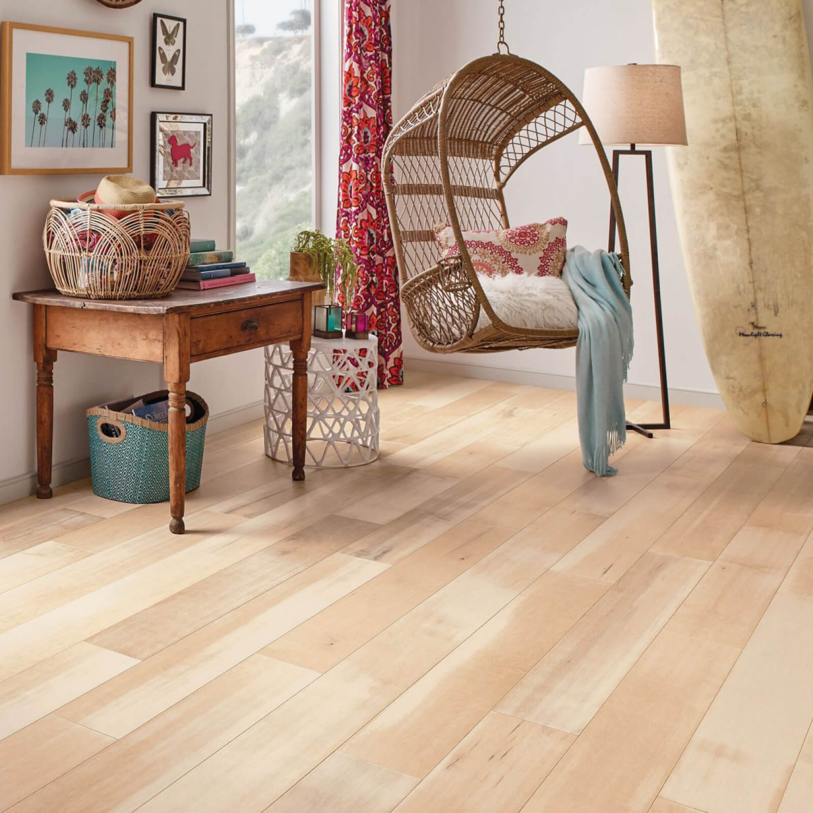 Maple Solid Hardwood | Broadway Carpets, Inc