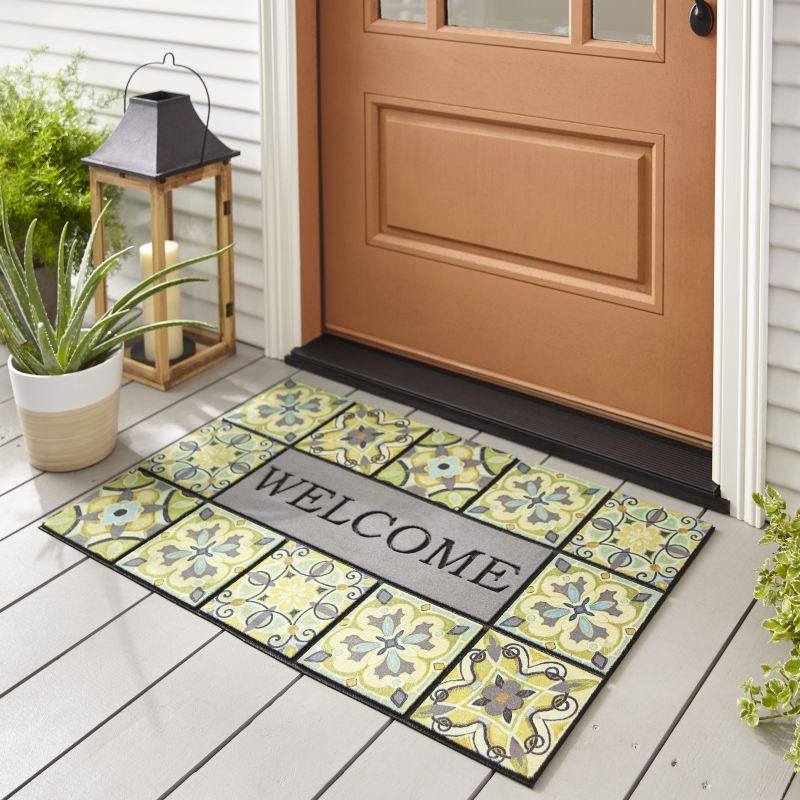 Entry mat | Broadway Carpets, Inc