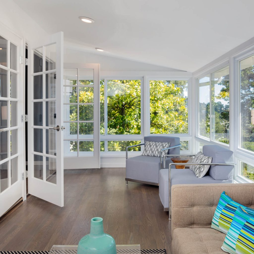 Designing the Perfect Sunroom | Broadway Carpets, Inc