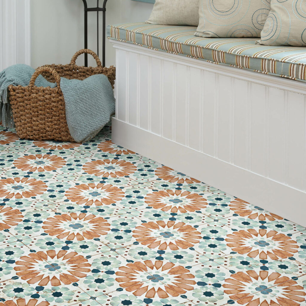 The Latest Looks in Tile & Stone Flooring